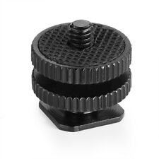 "Smallrig Cold Shoe Adapter with 3/8"" to 1/4"" thread 814"