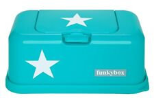 Wipes dispenser baby wipes box Funkybox Aqua Bambino Essentials