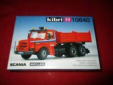 kibri® 10840 1:87 Scania 3-achs Kipper NEU OVP