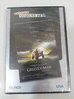 GRIZZLY MAN WERNER HERZOG DVD Nuevo