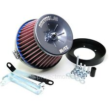 Blitz 59017 Power Air Intake Filter Red Fits: 90-96 Nissan 300ZX Fairlady Z Z32