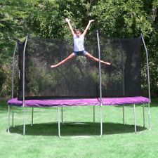 Skywalker 14' Round Trampoline & Enclosure Combo with Windstakes *FREE SHIPPING*