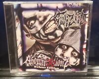 Twiztid - Ambominationz CD Delux Edition SEALED insane clown posse Royce da 5 9