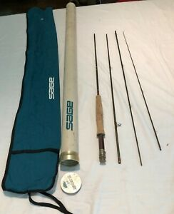 """Sage SLT 480-4 Graphite IIIe fly rod, 4wt, 8'0"""" - Used Very Good Condition"""