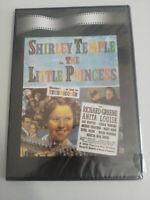 THE LITTLE PRINCESS SHIRLEY TEMPLE DVD SLIM SEALED NUEVA ESPAÑOL