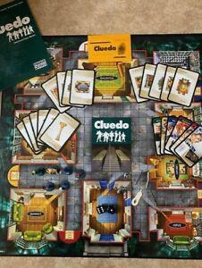 Cluedo Board Game Spares Pieces 2003