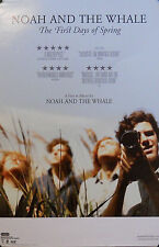 NOAH & THE WHALE, THE FIRST DAYS OF SPRING POSTER (W5)