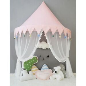 Princess Canopy Baby Bed Curtain Tents Canopy Bed Children Room Decoration Teepe