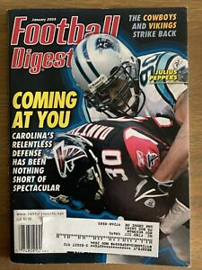 January 2004 Football Digest