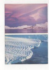 South Georgia Sunset 1984 Multiview Postcard 712a