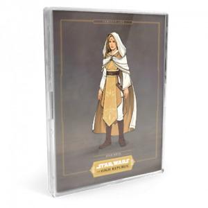 2021 Topps On-Demand Set #10 – Star Wars: The High Republic Yoda Jedi Chancellor