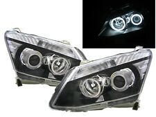 Dmax RT50 MK2 12-15 Cotton Halo Projector Headlight BK for CHEVROLET CHEVY LHD
