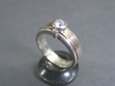 unisex Silver 950 vintage Ring 0021111