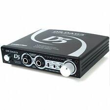 Audiotrak Premium Grade D/A Converter DR. DAC3 DAC Dual Headphone AMP PC-HiFi