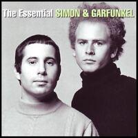 SIMON & GARFUNKEL (2 CD) THE ESSENTIAL D/Remaster - 60's / 70's PAUL ART *NEW*
