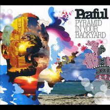 Praful : Pyramid in Your Backyard CD
