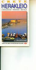 Heracleio Crete Greece CHERSONISOS Knossos Martala Travel Guide