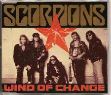 SCORPIONS Wind Of Change 3 TRACK GERMAN CD SINGLE