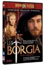 6395 // LES BORGIA OU LE SANG DORE COFFRET 2 DVD SOUS BLISTER