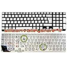 Tastiera Silver Sony Vaio VPC-SE17GW, VPC-SE17GW/B, VPC-SE19FJ/B, VPC-SE1E1E