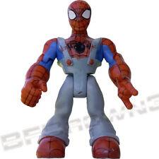 SPIDER-MAN & FRIENDS 2002 preschool action figure toy Fire Fighter SPIDER-MAN