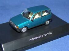 Starline Str50912 Autobianchi Y 10 1985 Azur Met.1 43 Modellino (2127825)