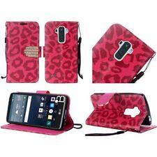 Étuis, housses et coques etuis portefeuilles rose pour téléphone mobile et assistant personnel (PDA) LG