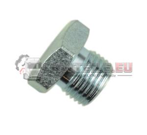Verschluss-Schraube M20x1,5 für Druckluftbremse Stopfen Verschlussschraube AG
