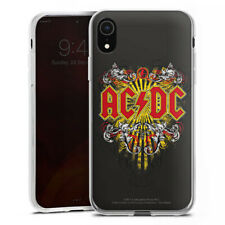 Apple iPhone Xr Silikon Hülle Case - ACDC Danger