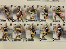 2020 AFL SELECT FOOTY STARS  GEELONG CATS MENS COMMON TEAM SET (10) CARDS
