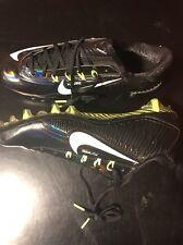 New Nike Vapor Carbon Elite 2.0 TD Football Cleats Men's 631425 011 Size 14
