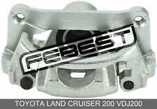 Rear Left Brake Caliper Assembly For Toyota Land Cruiser 200 Vdj200 (2007-)
