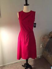 Vince Camuto dress size 2 raspberry NWT