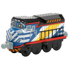Chuggington Chuggineer Zack Blue Stacktrack High Performance Train NEW LOOSE