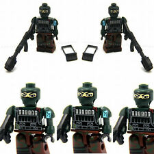 Lot 5 GIJOE gi joe KRE-O kreon KREO Beach Head RANGER Trooper Figure cobra toy