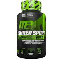MusclePharm Shred Sport 60 Caps Thermogenic Fat Burner Matrix JYM MP
