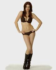 Diora Baird 8x10 Sext bikini and boots