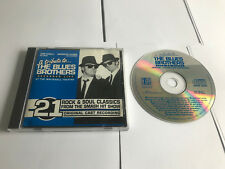 Soundtrack - Tribute to the Blues Brothers (Original ) MINT/VG- 5014636202528