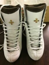 New! Riedell figure ice skates boot only model 91 size 1 W $300