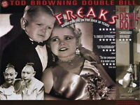 71628 Freaks Movie Wallace For Olga Baclanova Wall Print POSTER AU