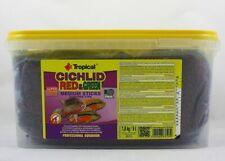 Cichlid Red & Green MHD 2/20 Tropical 5L für allesfressende Cichliden 4,00€/L