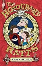 The Honourable Ratts (Black Cats), New, Karen Wallace Book