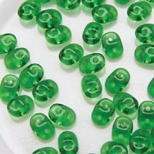 10 grams CHRYSOLITE Superduo Beads 10 grams