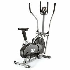 NEW HPF 5in1 Elliptical Cross Trainer & Exercise Bike Equipment Fitness Home Gym