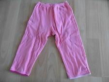 KENZO schöne rosa Jerseyhose Leggings Gr. 18 Mon / 86 TOP Fm915