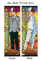 **Legit** My Hero Academia SD Shoto Todoroki Stuffed Anime Body Pillow #45835