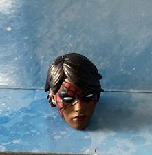 Marvel Legends Custom Fodder Spider-Girl Head from Old Man Logan Universe