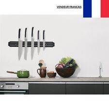 Barre Aimantée Magnétique 33 cm Porte Couteaux Outil Support Cuisine Etabli