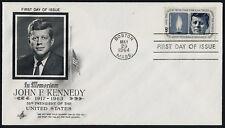USA 1246 on Artcraft FDC - John F. Kennedy
