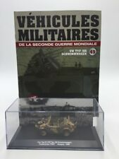 pkw top k2 panzerkorps fhh hungary 1945 1/43 véhicules militaires n49/70